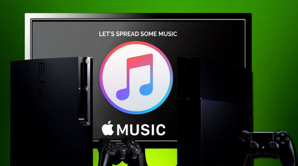 Streamen Sie Apple Music on PS4